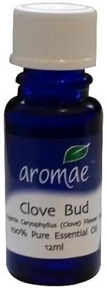 Aromae Clove Bud Essential Oil 12mL