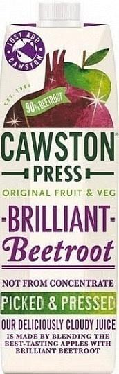 Cawston Press Brilliant Beetroot (with Crisp Apples) 1L