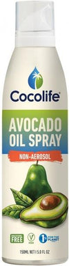 Cocolife Avocado Oil Spray Non-Aerosol G/F 150ml
