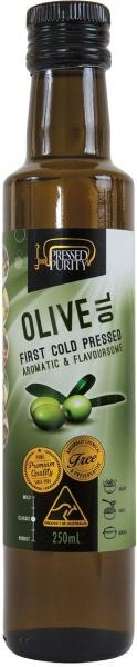 Pressed Purity Olive Oil G/F 250ml