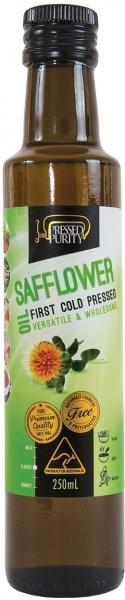 Pressed Purity Safflower Oil G/F 250ml