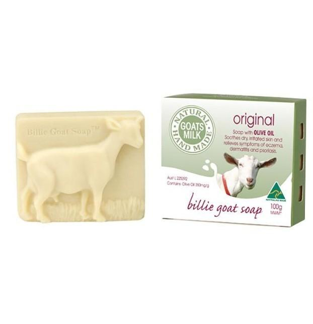 BILLIE GOAT Soap Goat's Milk - Original 100g