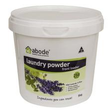 ABODE Laundry Powder (Front & Top Loader) Wild Lavender & Mint 5kg Bucket