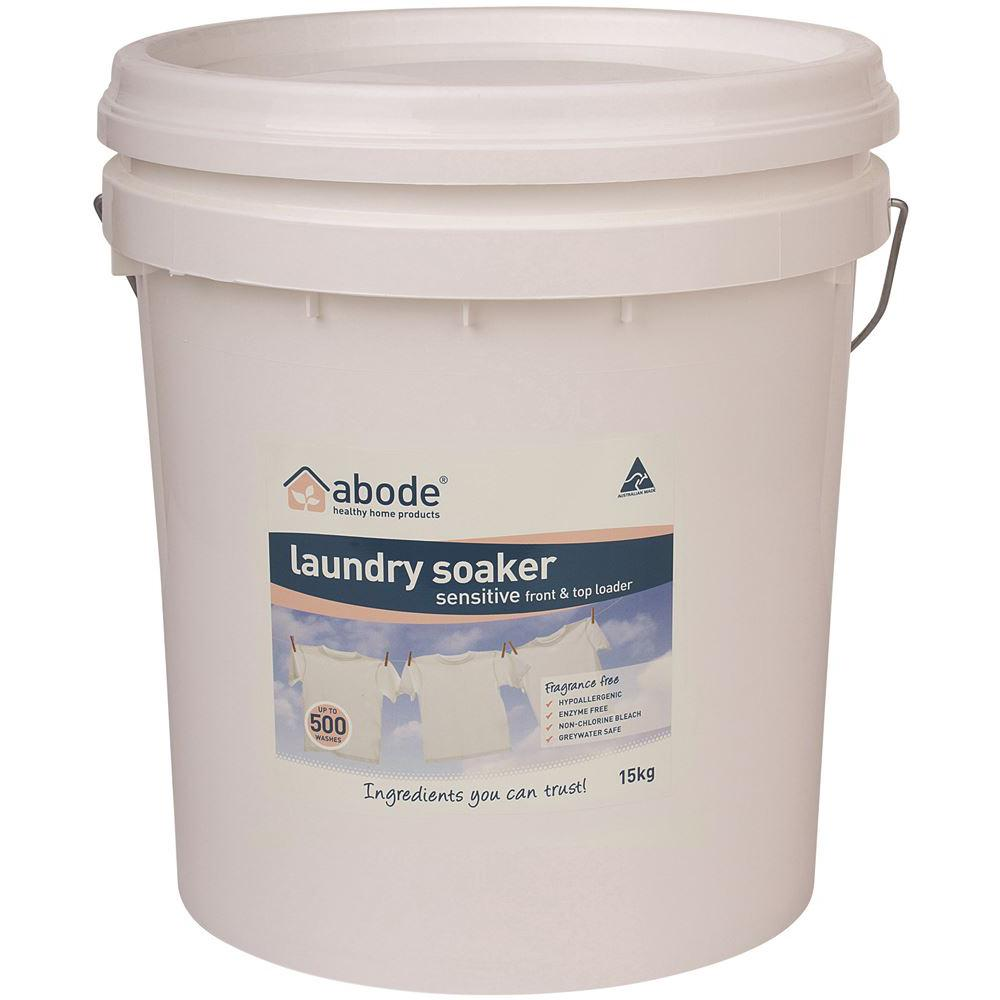 ABODE Laundry Soaker (Front & Top Loader) Zero 15kg Bucket