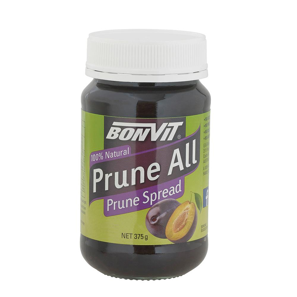 Bonvit Prune-All Spread 375g