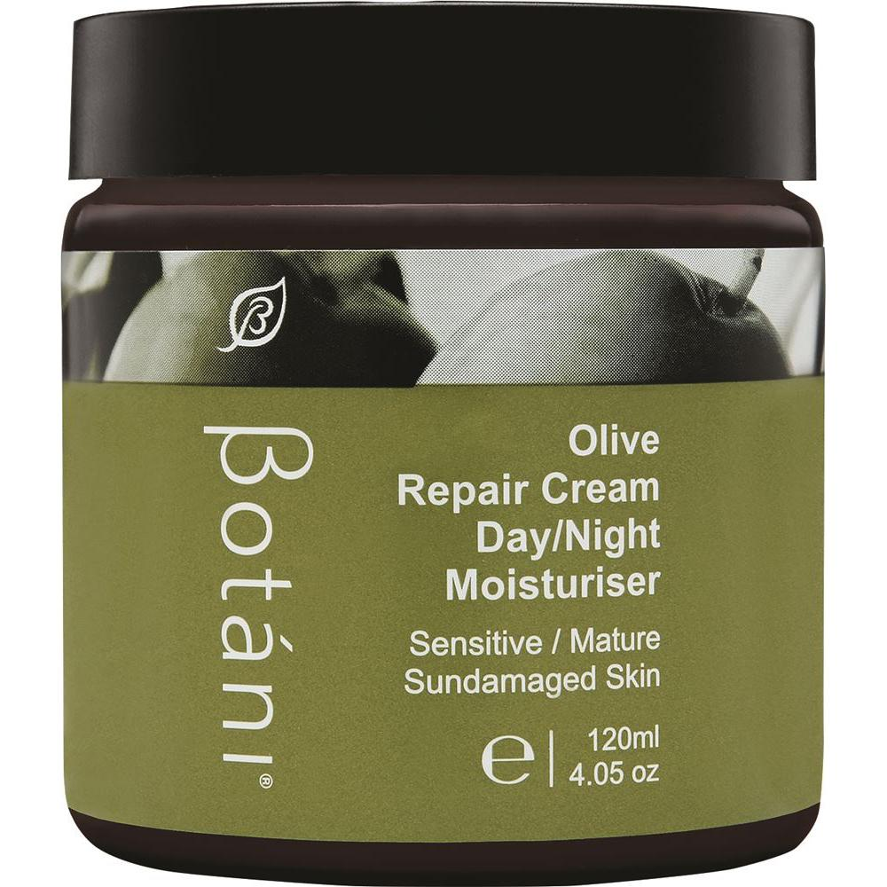 BOTANI Olive Repair Cream (Day/Night Moisturiser) 120ml