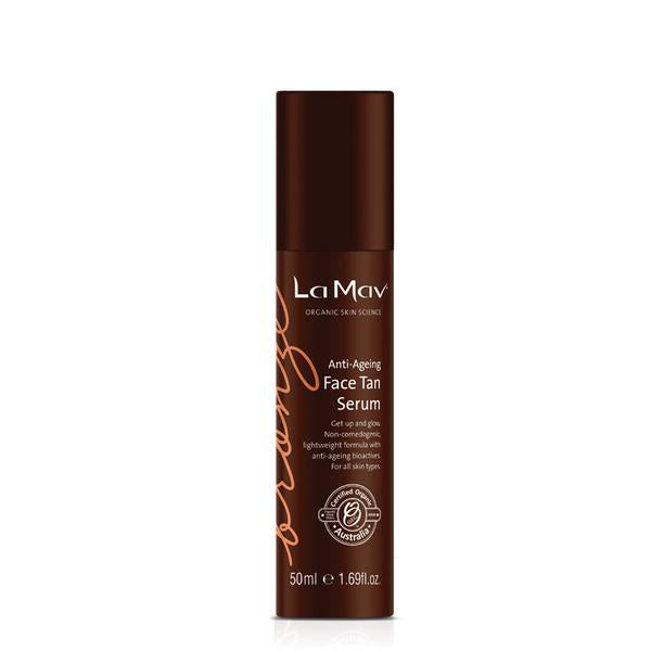 La Mav Anti-ageing Face Tan Serum