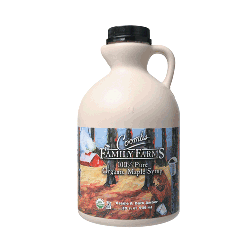 COOMBS FAMILY FARMS Maple Syrup Grade A 946ml