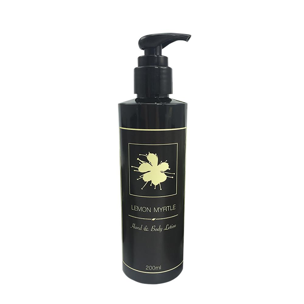 CLOVER FIELDS Lemon Myrtle Hand and Body Lotion 200ml
