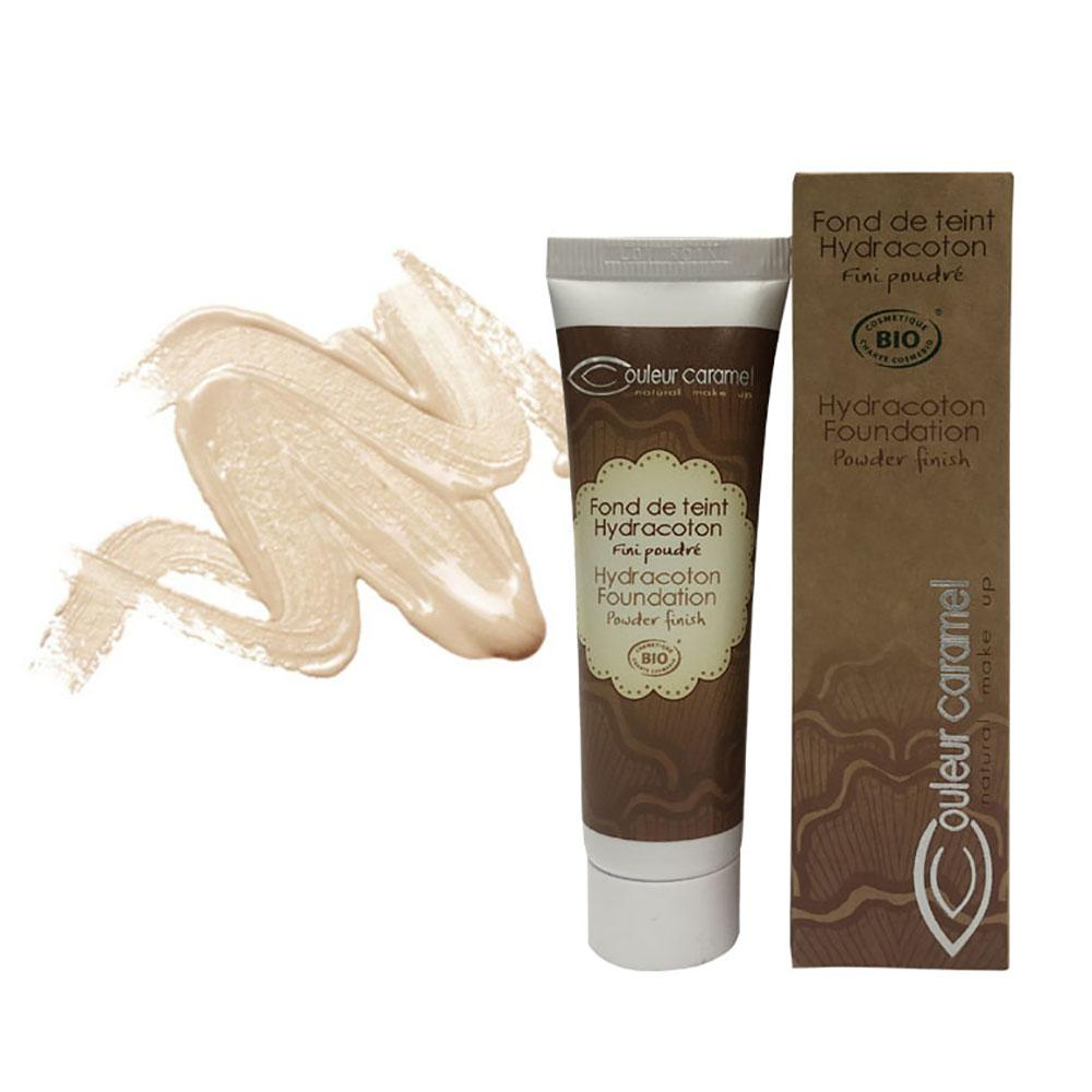 COULEUR CARAMEL Hydracoton Foundation Ivory (11)