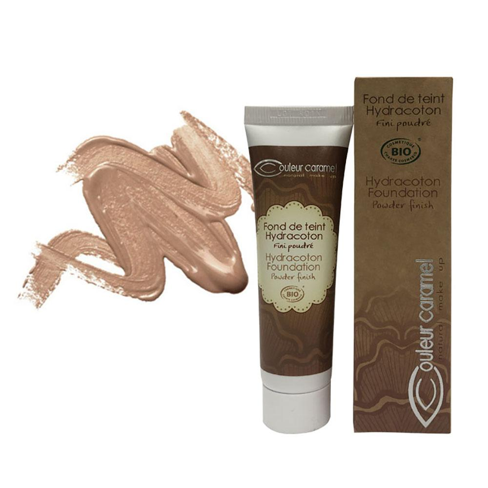 COULEUR CARAMEL Hydracoton Foundation Rose Petal (15)