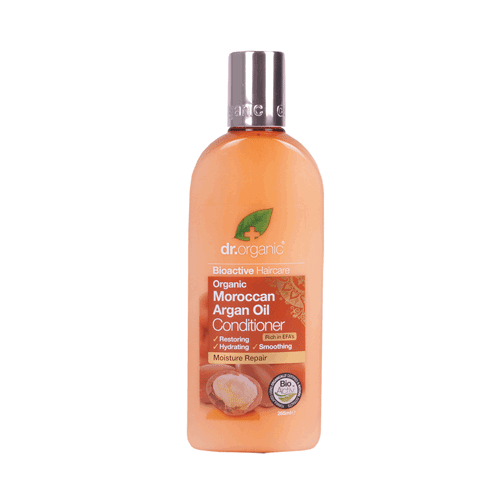 DR ORGANIC Conditioner Organic Moroccan Argan Oil 265ml