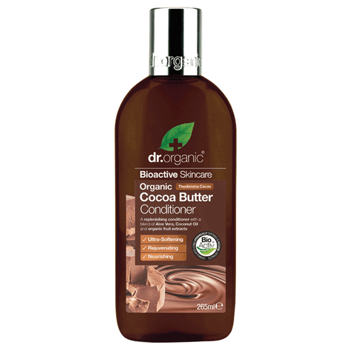 DR ORGANIC Conditioner Organic Cocoa Butter 265ml