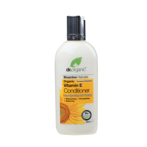 DR ORGANIC Conditioner Organic Vitamin E 265ml