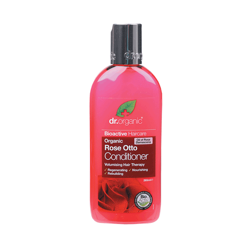 DR ORGANIC Conditioner Organic Rose Otto 265ml