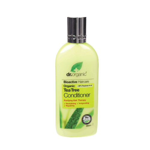 DR ORGANIC Conditioner Organic Tea Tree 265ml