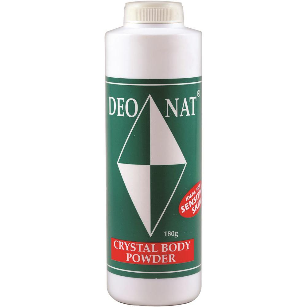 DEONAT Crystal Deodorant Body Powder 180g