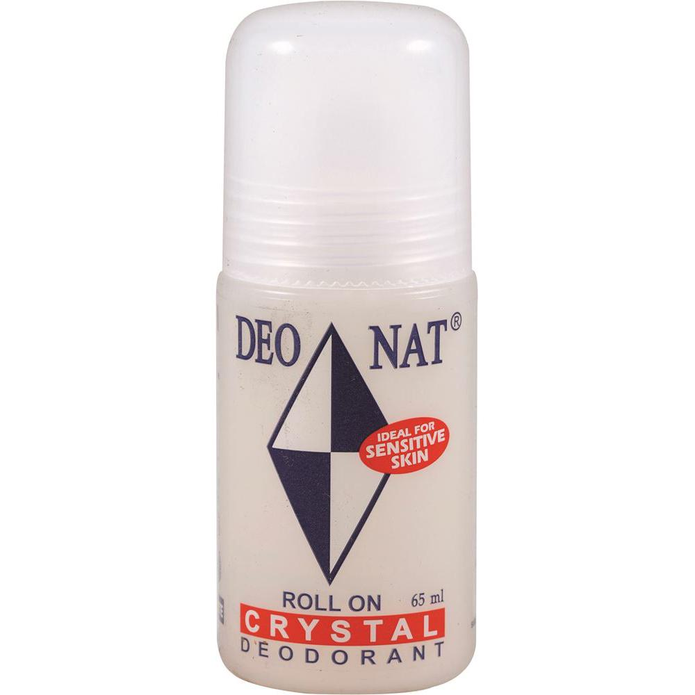 DEONAT Crystal Deodorant Roll On 65ml