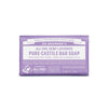 DR. BRONNER'S Pure-Castile Bar Soap (Hemp All-One) Lavender 140g