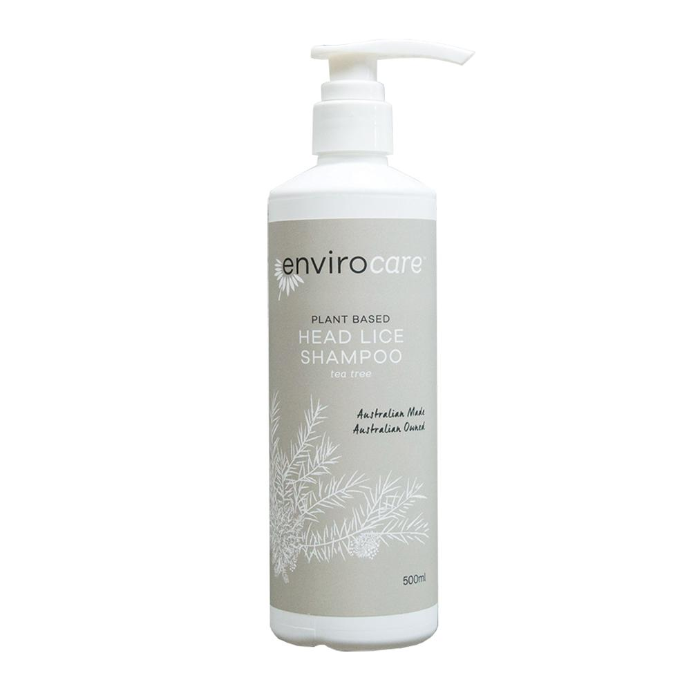 ENVIROCARE Head Lice Shampoo 500ml