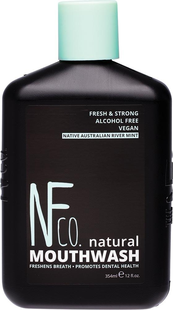 Nfco. Natural Mouthwash Native Australian River Mint