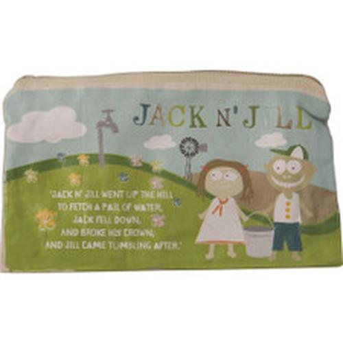 JACK N' JILL Bio Sleepover Bag (empty)