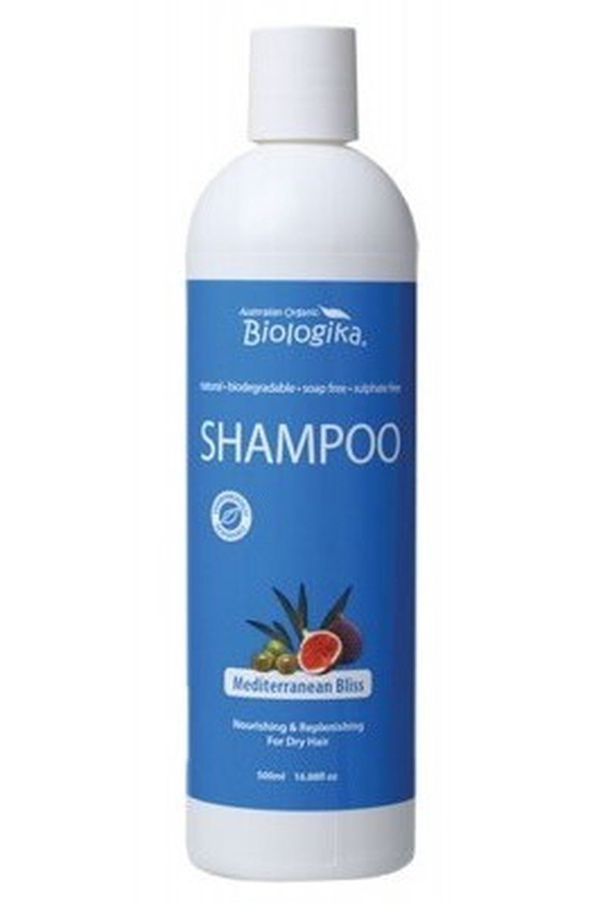 BIOLOGIKA Shampoo Mediterranean Bliss (Dry Hair) 500ml