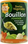 Marigold Swiss Vege Bouillon Powder YeastFree GlutenFree(Green) 500gm