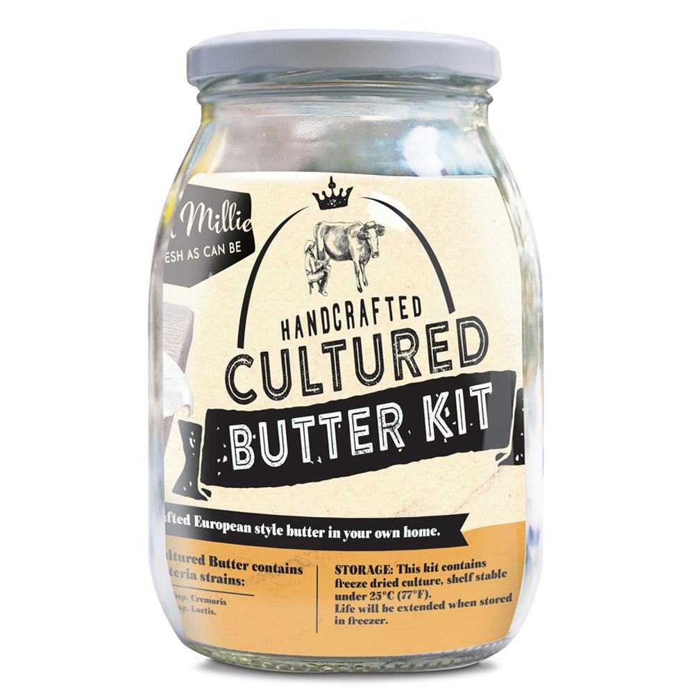 MAD MILLIE Cultured Butter Kit