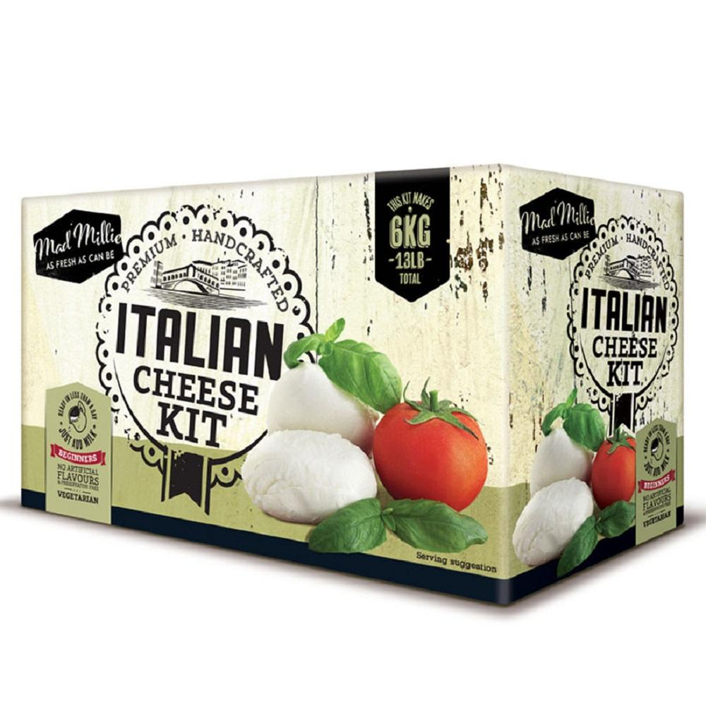MAD MILLIE Italian Cheeses Kit