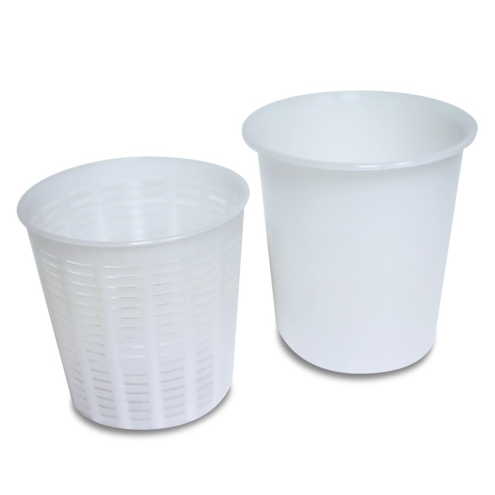 MAD MILLIE Ricotta Container & Basket Large