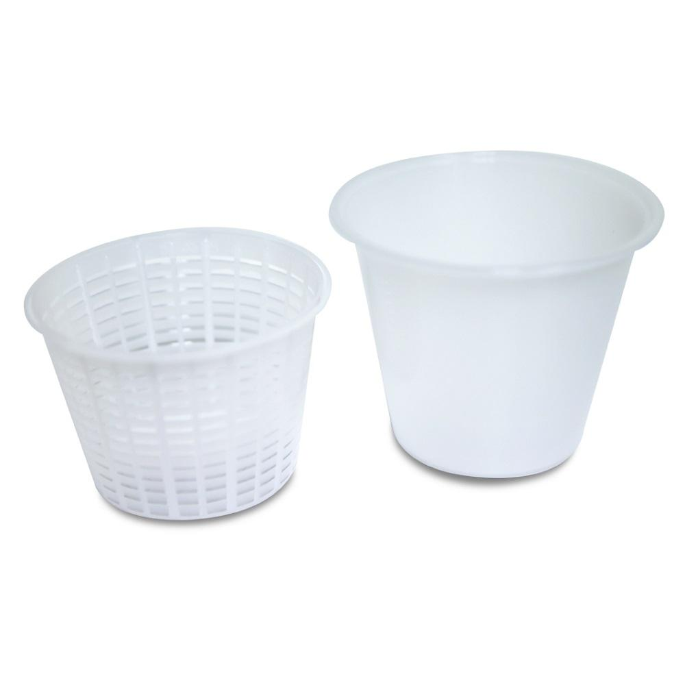 MAD MILLIE Ricotta Container & Basket Small
