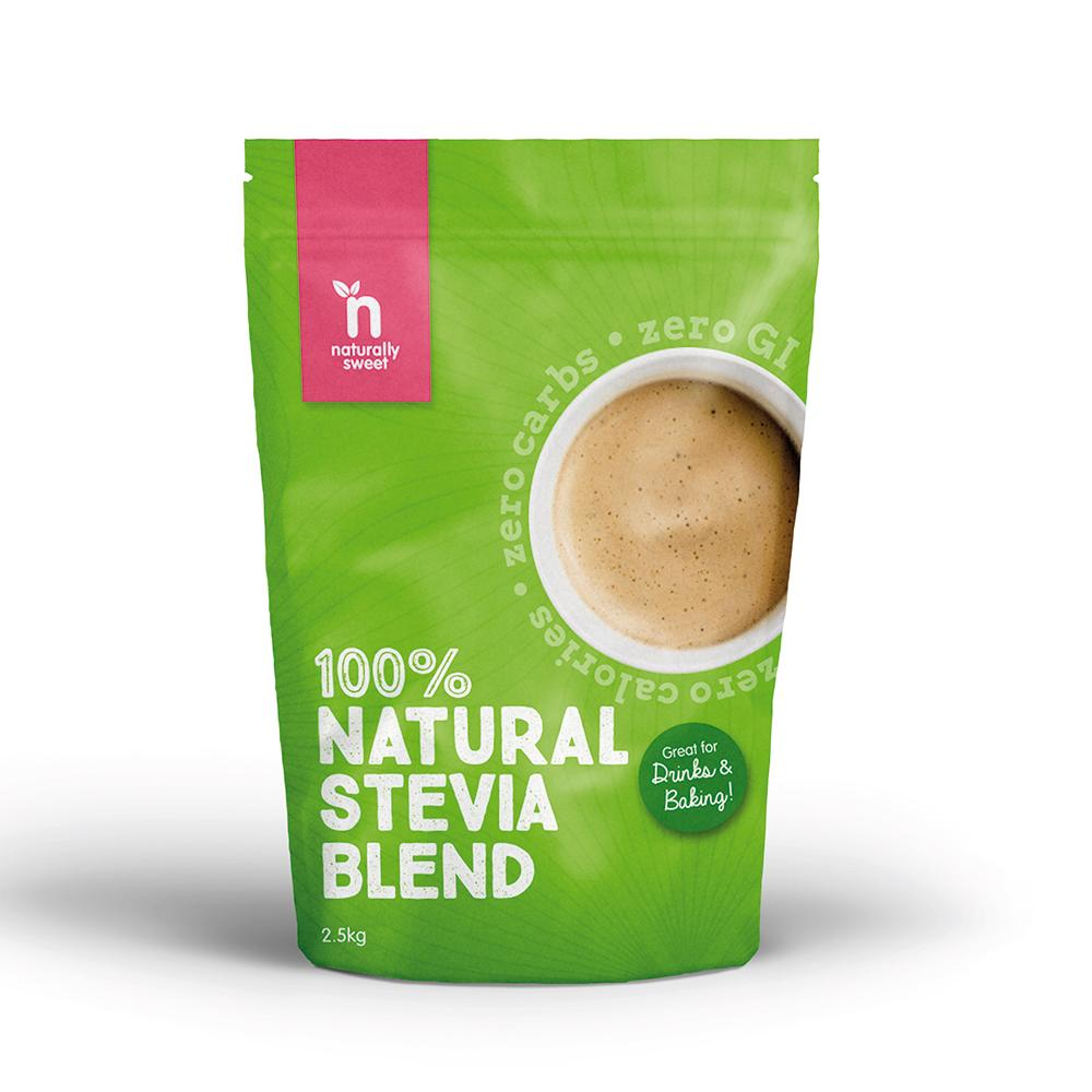 NATURALLY SWEET Stevia Blend 2.5kg