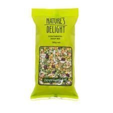 NATURE'S DELIGHT Continental Soup Mix 500g