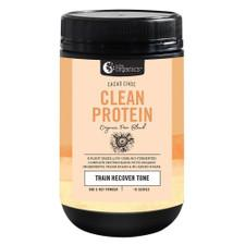 NUTRA ORGANICS Clean Protein Cacao Choc (Organic Pea Blend) 500g