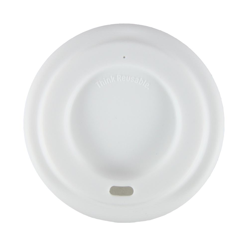 ONYA Reusable Coffee Cup Lid White