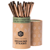 EVER ECO Stainless Steel Straw - Straight Counter Display - Rose Gold 25
