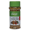 PLANET ORGANIC Coriander Seeds Whole Shaker 25g
