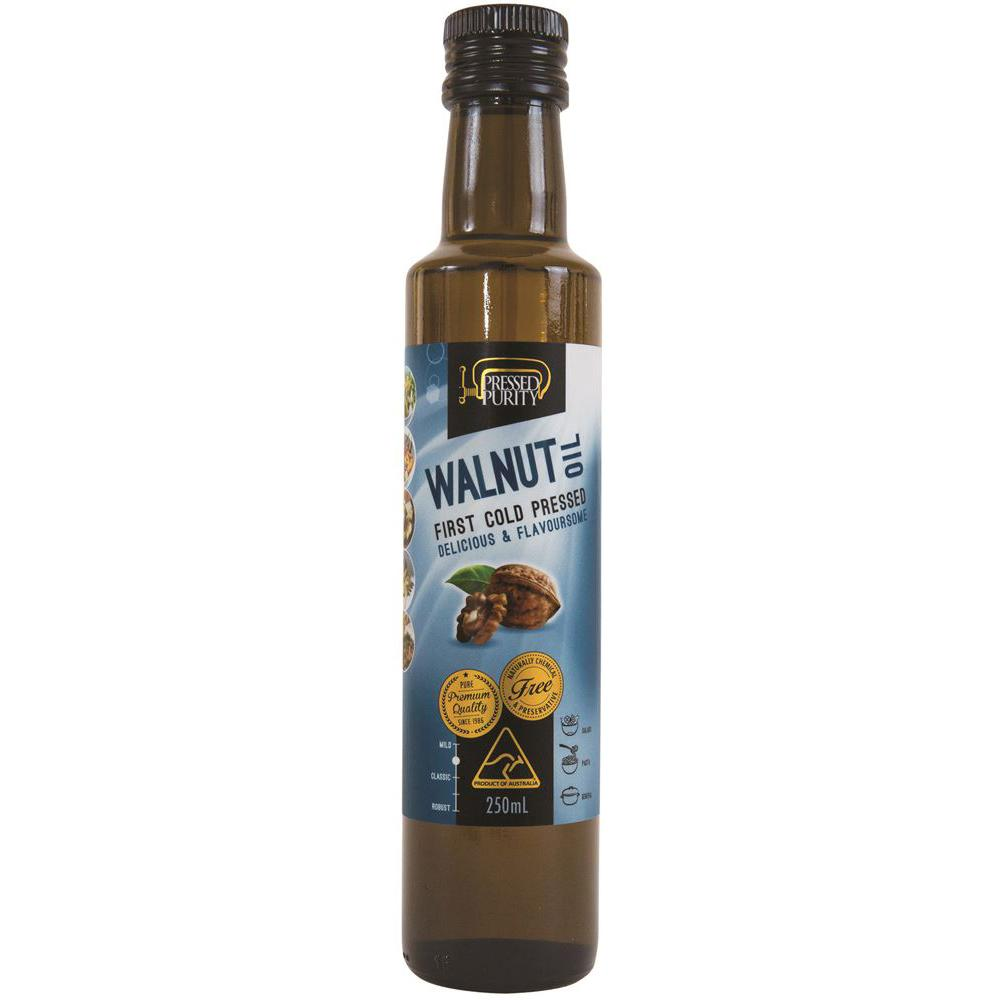 PRESSED PURITY Walnut Oil 250ml