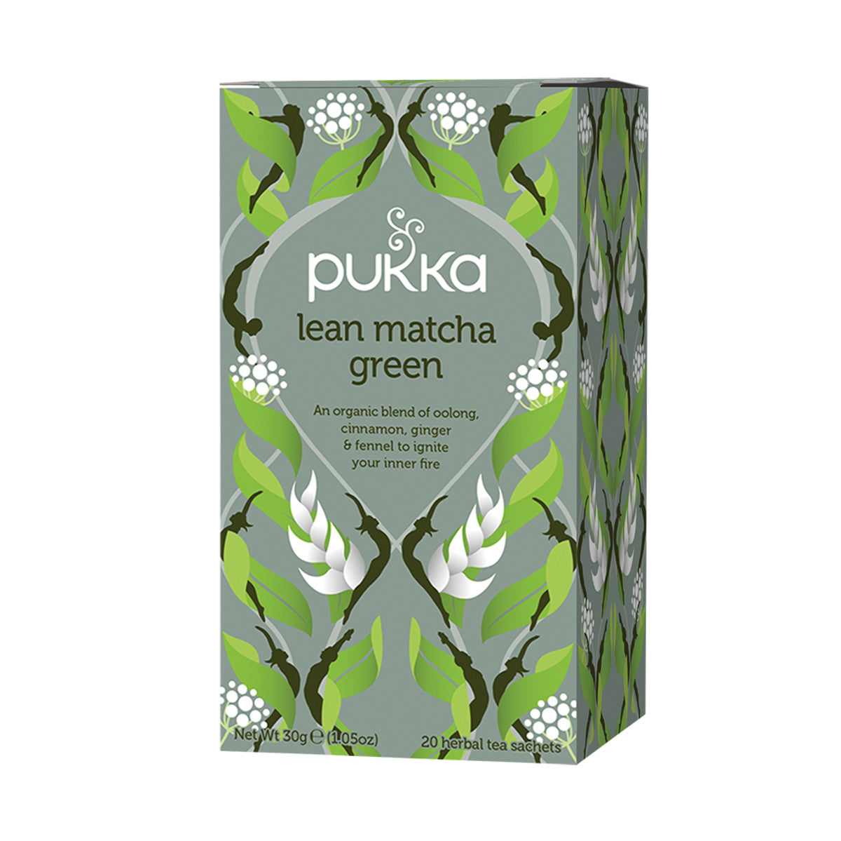 Pukka - Lean Matcha Green Tea