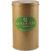 QUEEN TEA Organic Lemongrass Tea Tin 70g