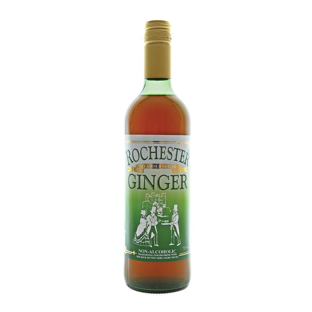 ROCHESTER Ginger No Added Sugar 725ml