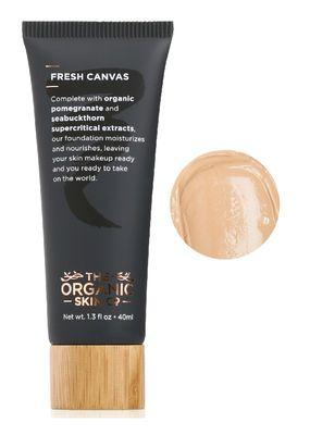 TOSC Liquid Foundation - Fresh Canvas Rose Beige