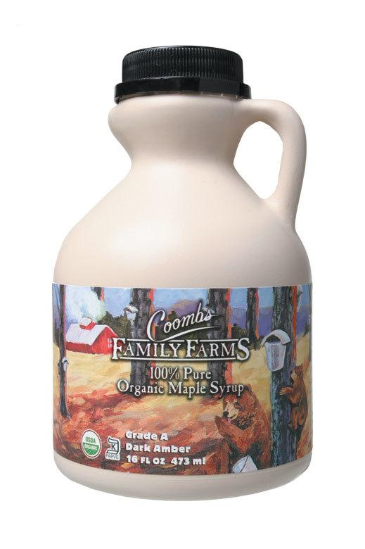 COOMBS FAMILY FARMS Maple Syrup Grade A 473ml