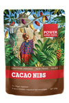 "POWER SUPER FOODS Cacao Nibs ""The Origin Series"" 125g"