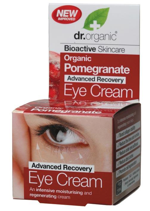 DR ORGANIC Eye Cream Organic Pomegranate 15ml