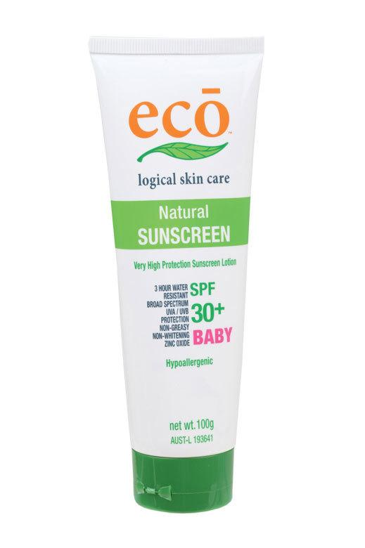ECO Sunscreen Baby SPF 30+ 100g