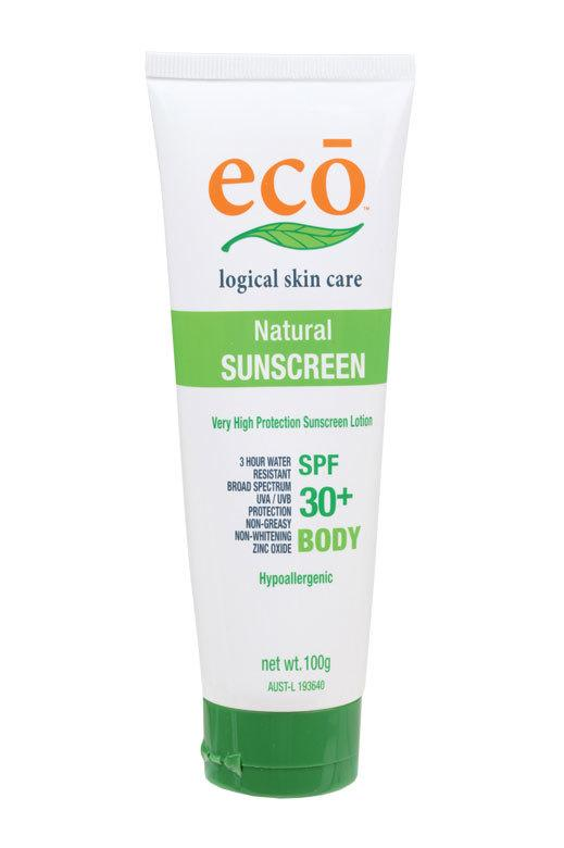ECO Sunscreen Body SPF 30+ 100g