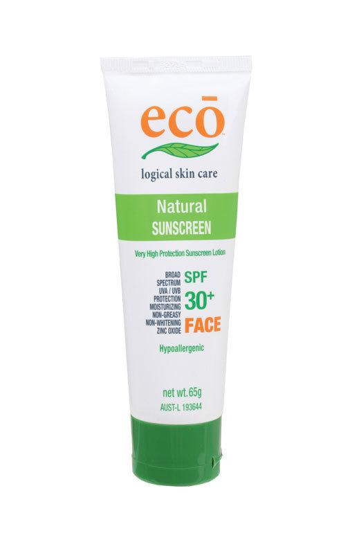 ECO Sunscreen Face SPF 30+ 65g
