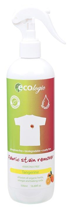 ECOLOGIC Fabric Stain Remover Tangerine 500ml